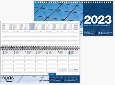 "Tischquerkalender ""Romulus"" TQ"