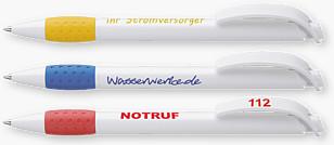"""Druckkugelschreiber """"PROFI weiß"""" SG U9W"""