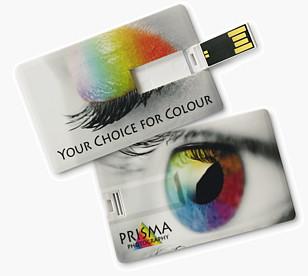 """USB-STICK """"Credit Card"""" USB CA"""