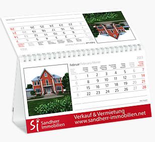 """Tischkalender """"Desktop Premium"""" DT 12 P"""